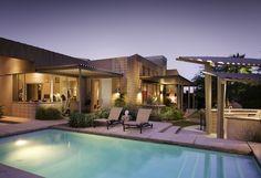 Los Angeles Area Homes - modern - exterior - los angeles - Michael Kelley Photography