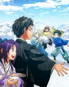 Shall we date?: destiny ninja - Oh, Benki! You are so sweet!