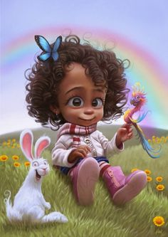 Lovely Funny Illustrations by Tiago Hoisel Happy Easter all you Pinners.