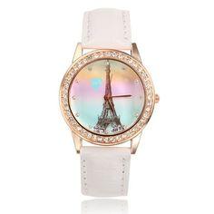 Gogoey 1944 rhinestone eiffel tower women analog quartz watch 4style fashion starnberg #30 #s #fashion #style #fashion #style #03/2015 #independence #fashion #x #style #stylecaster- #5 #fashion #bloggers #to #watch