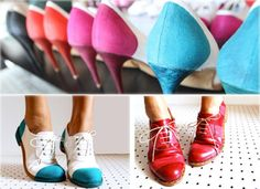 Angela Scott Shoes - Made in TX!