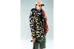 A Bathing Ape Fall/Winter 2012 Style Editorial