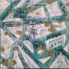 Elisabetta Reicher, l.o.v.e. on ArtStack #elisabetta-reicher #art