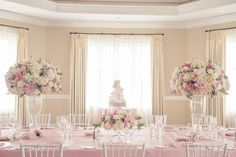 Pretty Wedding Flowers by Nancy Liu Chin Floral and Event Design