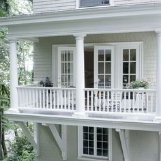 16 creative updates for porches bedroom balconyupstairs - Bedroom Balcony Designs