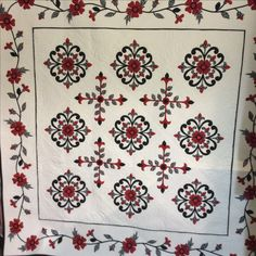 By Judon, quilted by Tammy Ruffle Nashville, TN