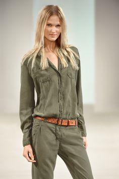 Wiosna w kolorze natury od Marc O'Polo - ModaiJa Marc O Polo, Spring Summer 2015, Trends, Military Jacket, Military Style, Military Fashion, Style Me, Classic Style, Winter Fashion