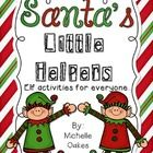 This packet contains everything you need for a week's worth of Elf Fun.  There are activities for the book The Littlest Elf by Brandi Dougherty inc...