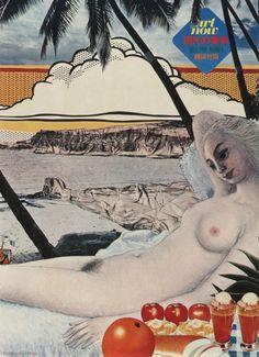 Tadanori Yokoo. Art Now. 1971.
