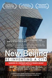 #NewBeijingReinventingACity: swinging from old to new, this documentary gives a panoramic view of the biggest construction boom in history and charts the modern face of Beijing and its newly iconic buildings.