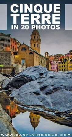 20 photos of Cinque Terre that will make you book a ticket