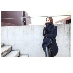 Women Coat Autumn Winter Woolen Long Sleeve | DealQuarry http://www.dealquarry.com/products/women-coat-autumn-winter-woolen-long-sleeve