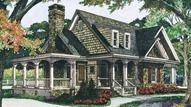 Ashton - Caldwell/Cline Architects | Southern Living House Plans