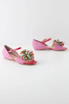 Revelry Mary-Janes - Anthropologie.com