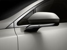Lincoln Oasis / Inspired by Door Mirrors, Car Mirror, Rear View Mirror, Exterior Trim, Car Sketch, Transportation Design, Car Detailing, Car Parts, Camper