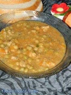 Mazare scazuta cu soia Curry, Ethnic Recipes, Food, Curries, Essen, Kalay, Yemek, Eten, Meals
