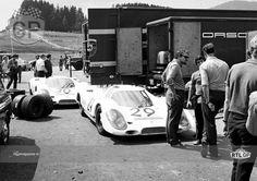 Österreichring 1969 Porsche 917