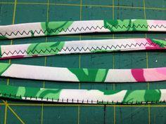 Tutorial: Two Ways to Sew Swimwear Straps