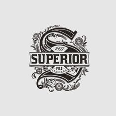 superior by Luca Uboldi, via Behance