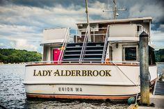 Cruise in style on Lady Alderbrook!  http://www.alderbrookresort.com/area-activities/