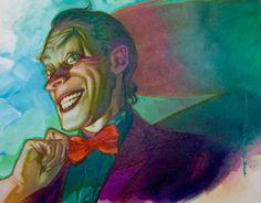 The Joker by Brian Stelfreeze *