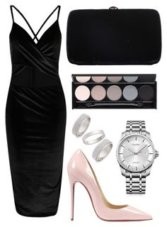 Untitled #119 by rodoulla97 on Polyvore featuring polyvore fashion style Christian Louboutin Sergio Rossi Calvin Klein Topshop Witchery clothing
