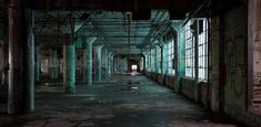 Fisher Body Plant in Detroit | #abandoned