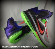 size 40 23889 bf059 Nike LeBron 9