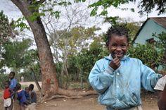 Kids in Haiti