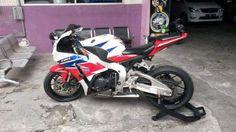 Moge Bekas CBR1000RR Full Paper - SURABAYA - LAPAK MOTOR BEKAS | MOTKAS