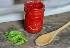 Nomato Pizza Sauce by Coconut Contentment (AIP, Paleo, Sugar-free) (1 of 1)