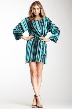 Elizabeth and James Chroma Jazzlyn Silk Dress by Elizabeth and James on @HauteLook