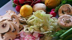 Radish and Herb Salad with Meyer Lemon Dressing Recipe - NYT Cooking