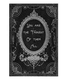 'The Fairest' Art Print