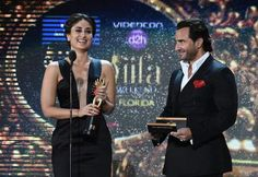 See our Best Dressed list from IIFA 2014. One of our favourites was Kareena Kapoor in Giorgio Armani. #bollywood #bollyfashion