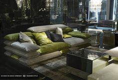 roberto cavalli milan show furniture home decor
