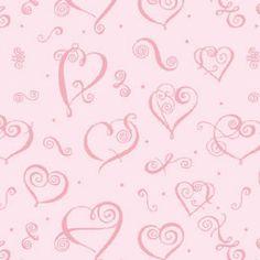 Valentine's Day Scrapbook Paper  ***Free Printables***