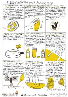9 Non-Condiment Uses for Mustard « The Secret Yumiverse