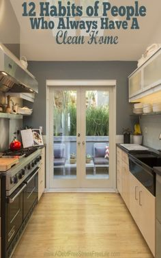 9 Things People With Clean Houses Do Every Day   House, Deep ...