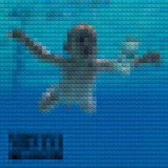The Art of Recreating Famous Paintings, CD Covers and Movie Scenes with LEGO