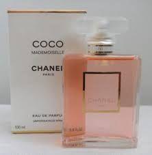 chanel mademoiselle perfume - Google Search