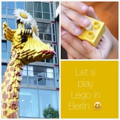 Lego geocache located in Berlin! Source: http://instagram.com/thevodoocacher
