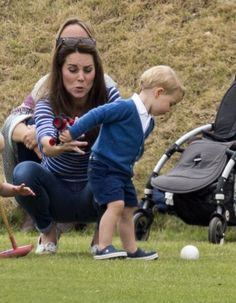 Kate Middleton Photos - Beaufort Polo With The Royals - Zimbio