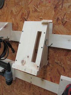 Herramienta eléctrica DIY Sistema de almacenamiento