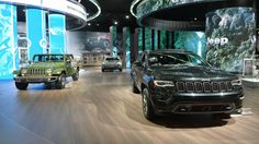 Jeep has rolled out a series of six special editions – one for each model in its lineup – at the 2016 Detroit Auto Show on the occasion of its 75th anniversary. http://www.autoblog.com/2016/01/12/jeep-75th-anniversary-detroit-2016/