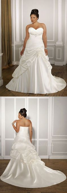 I want a wedding dress just like this is the way it feels out