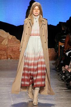 Band of Outsiders Fall 2012 Ready-to-Wear Fashion Show - Saara Sihvonen