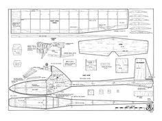 Outerzone : Searchable database of free model aircraft plans