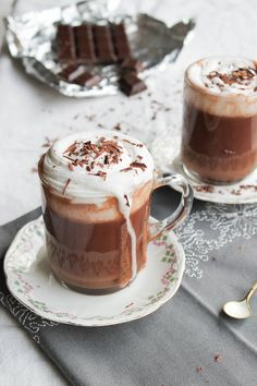 Chocolat Liégeois, chantilly coco {vegan} – aime & mange Source by aimemange Related posts:addison rae( Official Café Chocolate, Chocolate Milkshake, Yummy Drinks, Delicious Desserts, Yummy Food, Chocolate Caliente, Milkshake Recipes, Think Food, Love Eat