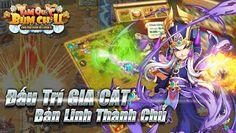 Tam Quốc Bùm Chíu được ra mắt trong tháng 6 vừa qua với những hình ảnh Việt Hóa và tạo hình nhân vật khá kute. Game mobile thuộc thể loại RPG thủ tháp chiến thuật với bối cảnh tam quốc.  http://game.dbweb360.net/2015/07/tai-game-tam-quoc-bum-chiu_6.html
